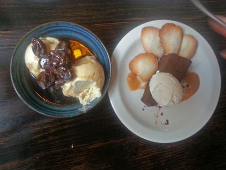 Drakes Tabanco - Desserts