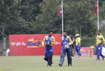इपिएल क्रिकेटको उपाधि पञ्चकन्यालाई