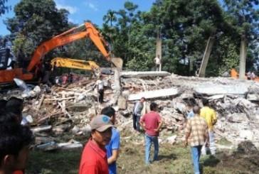 इन्डोनेसियामा शक्तिशाली भूकम्प, ४० भन्दा बढीको मृत्यु