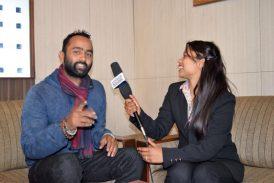 लण्डन कबिता कन्सर्टमा धमाका गर्दै नवराज पराजुली