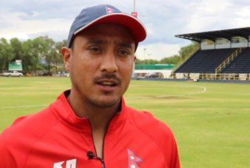 कप्तान पारसको अर्धशतक, 'लिस्ट ए'मा हजार रन पूरा गर्ने पहिलो नेपाली