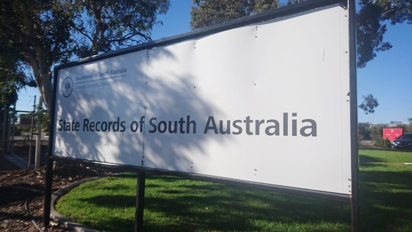 State Records of South Australia