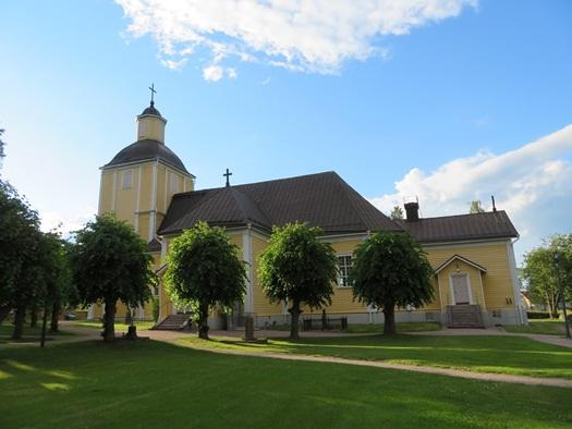 Hausjärvi church