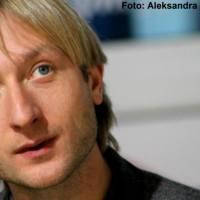 Evgeni Plushenko öffnet seine Trainingsschule in Moskau