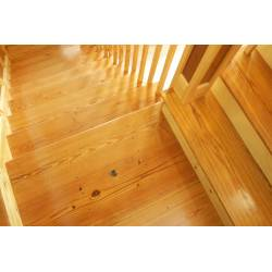 Small Crop Of Pine Stair Treads