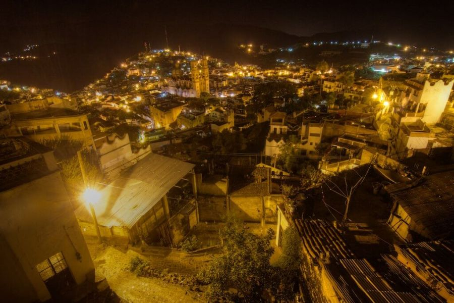 Taxco de Alarcon, Messico, Perla Coloniale e Vergogna ecologica