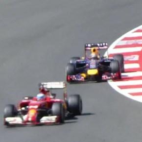 July Alonso & Vettel