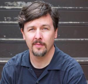 Jeffrey Overstreet 2013, by Tineke Smith