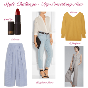 New Season – A Challenge and a Giveaway…
