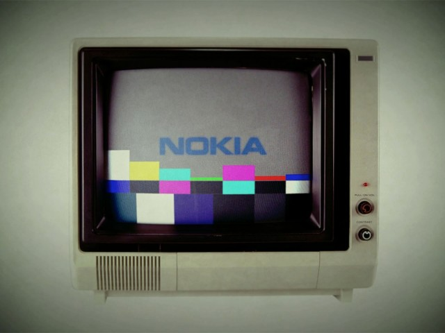Nokia – Broadcast Colors Bumper