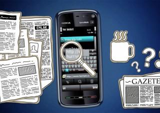 Turkcell – Cepten Internet Şenliği – Gazete