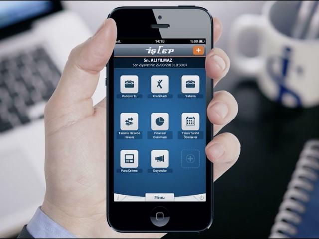 Turkiye İş Bankası – İş Cep Parakod – iPhone