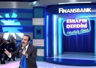 Finansbank – Esnafın Derdini Mustafa Keser – Bursalımısın Kadifeli Gelin