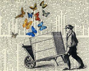 Batiburrillo literario-Fusión de letras