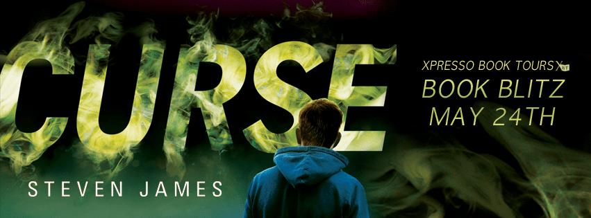 Blitz: Curse by Steven James