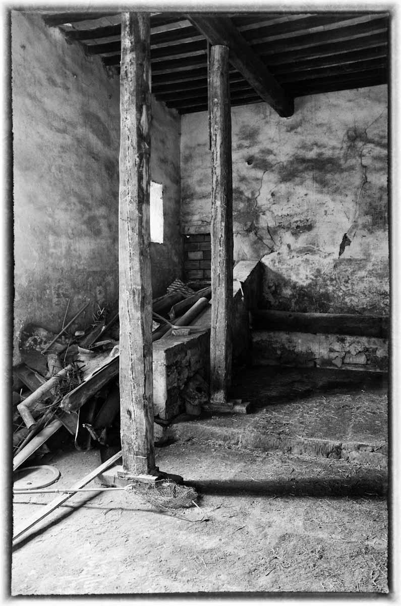 Scuola di musica di fiesole fotografie restauro cantiere - Sostegno della porta ...
