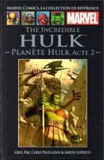Comics Hachette 15 - The Incredible Hulk - Planète Hulk Acte 2