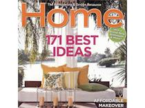 Celebrity Los Angeles Interior Designer Lori Dennis Home Magazine July-August 2008
