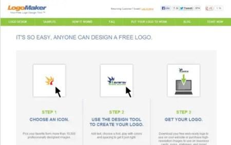 logomaker programa para crear logos gratis