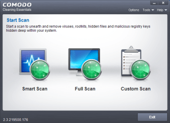 Comodo Cleaning Essentials - Mejor Anti Malware, Anti- Spyware, Firewall gratis