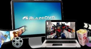 BlazeDVD Free - mejores reproductores dvd gratis windows 10