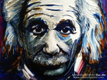 Armando Renteria Art Desktop Wallpaper EMC2 Einstein