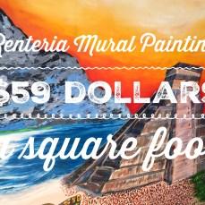 Mural Ad Design