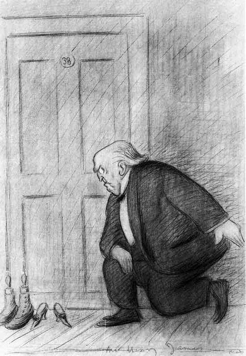 Henry James Max Beerbohm