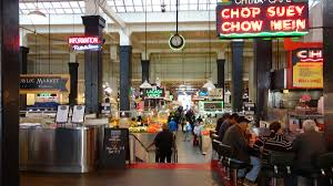 Grand Central Market A Chase Scene Los Angeles Mystery