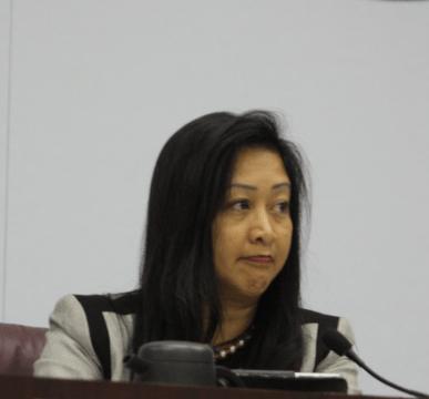 ABCUSD Board Member Lynda Johnson