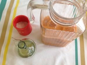 gazpacho para beber