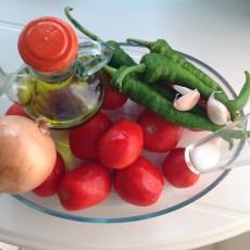 Receta: Tomate Frito y absorción del licopeno