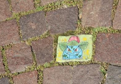 A spasso per le vie a caccia di storia, arte e … Pokemon!