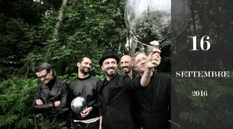 Subsonica, 1996-2016 Tour a Ritmika