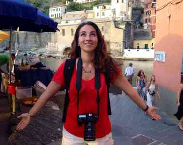 Vernazza hike