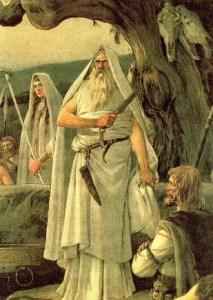 Druida, sacerdote celta