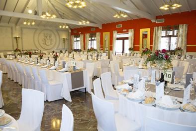 Salon Regio Restaurante Los Robles
