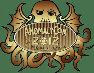 AnomolyCon 2012 Logo