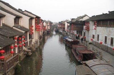 Suzhou: Shantang Jie. Photo by Ryan McLaughlin
