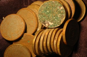 Australian 1 Dollar Coins