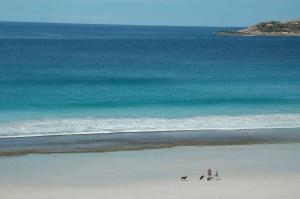 Beach in Esperance - Western Australia