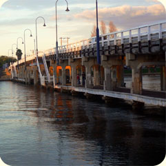 Old Mandurah Bridge