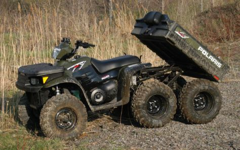 Polaris Sportsman Big Boss 6x6