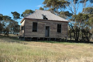 Old Timber Australian House
