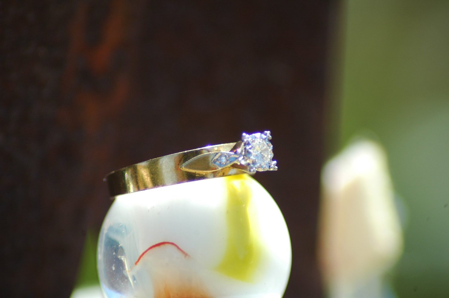 Gold Nugget Wedding Rings 41 Awesome  CT Ladies Gold
