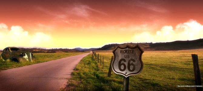 Recorrer Estados Unidos en la mítica ruta 66