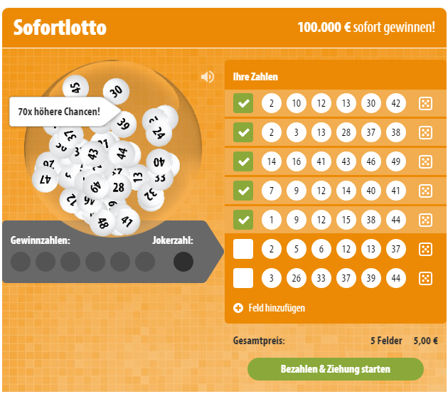gratis lotto tipp24