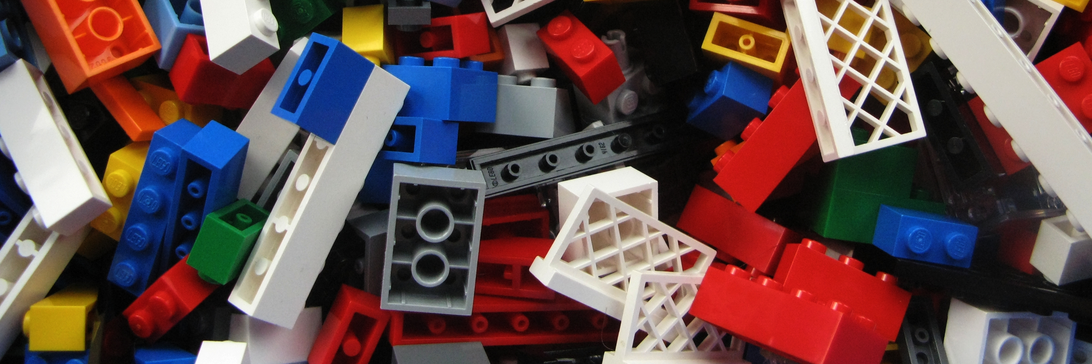Lovely lovely Lego Bricks