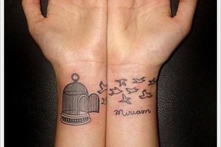 wrist tattoo designs 30