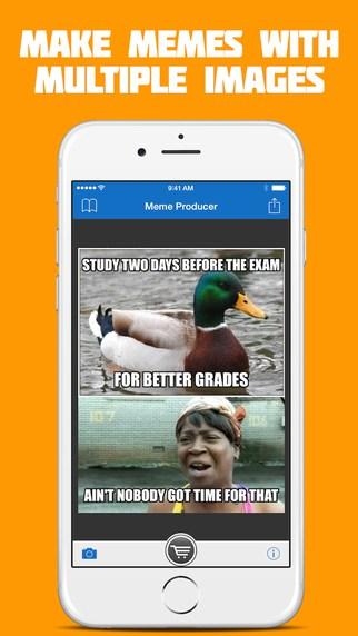 Meme Producer Best Meme Apps For iPhone